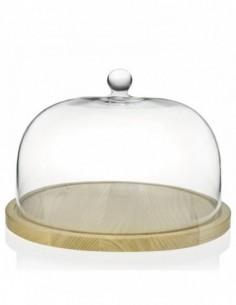 Piatto Formaggi con cupola...