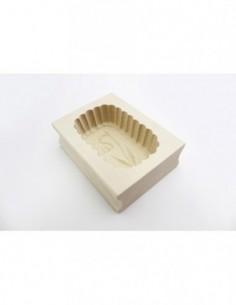 Stampo per burro in legno...