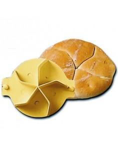 Stampo pane rosetta senza buco